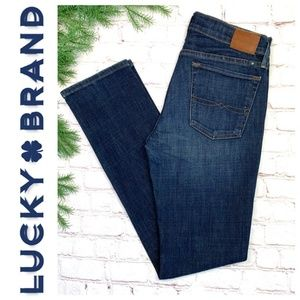 👖I*LUCKY🍀BRAND*I Sweet Straight Jeans👖
